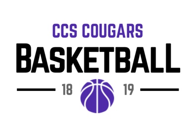 CCS Basketball 2018-19 Game Schedule