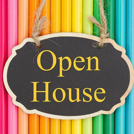 Open House – Thursday, April 25th